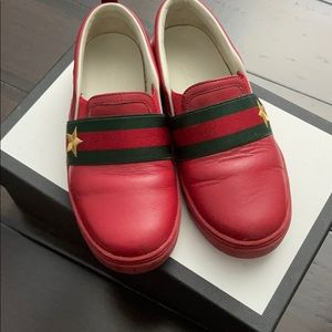Gucci - slip on sneakers